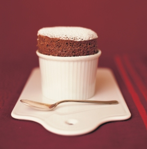 Divine Hot Chocolate Coffee Souffle
