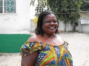 Christiana Ohene-Agyare, Kuapa farmer and National Executive member