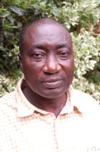 Mr PCK Buah, President of Kuapa Kokoo Farmers Union