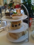 Afternoon Tea at The Orangery, Kensington Palace