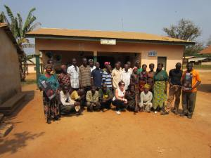Here we all are at Amankwatia